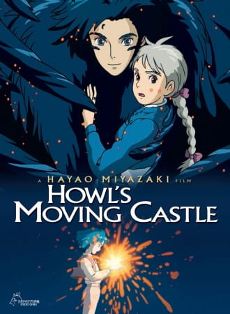 Howl no Ugoku Shiro-Howl's Moving Castle