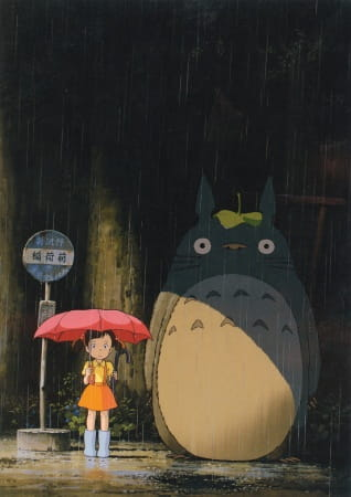 Tonari no Totoro-My Neighbor Totoro